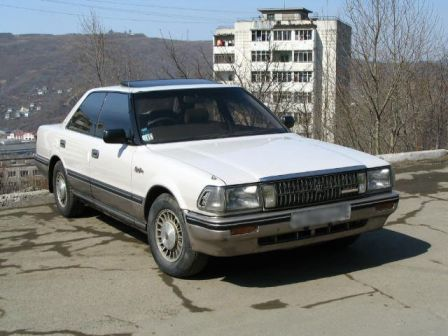 Toyota Crown 1988 - ����� ���������