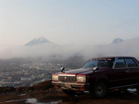 Toyota Crown 1979 - отзыв владельца