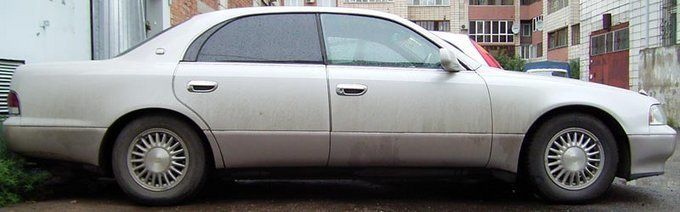 Toyota Crown Majesta 1995 - ����� ���������