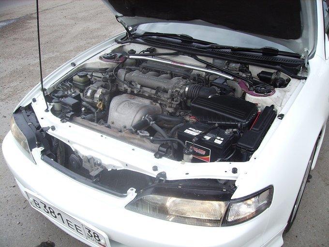 Toyota Curren.