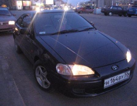 Toyota Cynos 1995 - отзыв владельца