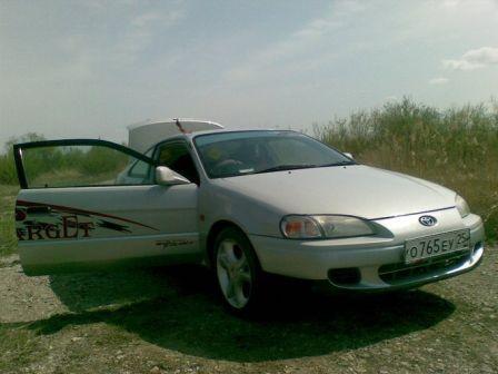 Toyota Cynos 1995 - ����� ���������
