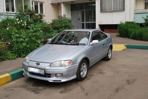 Toyota Cynos 1998 - ����� ���������