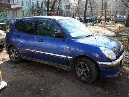 Toyota Duet 1999 - ����� ���������