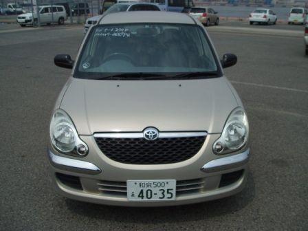 Toyota Duet 2002 - отзыв владельца