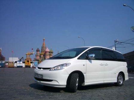Toyota Estima 2002 - ����� ���������