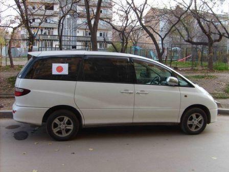 Toyota Estima 2000 - ����� ���������