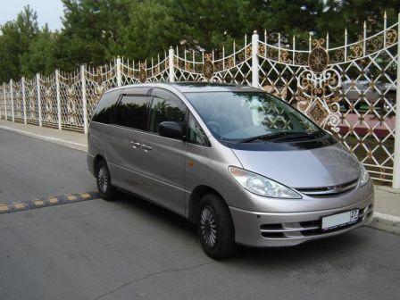 Toyota Estima 2001 - ����� ���������