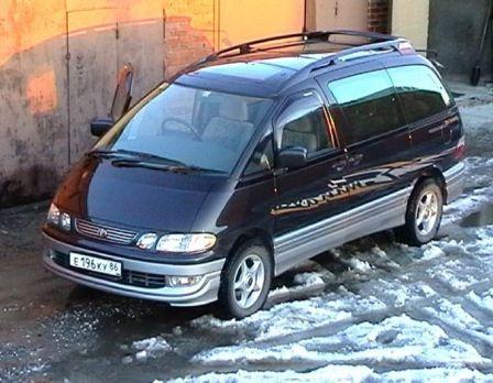 Toyota Estima Emina 1997 - ����� ���������
