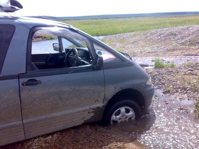 Toyota Estima Lucida.