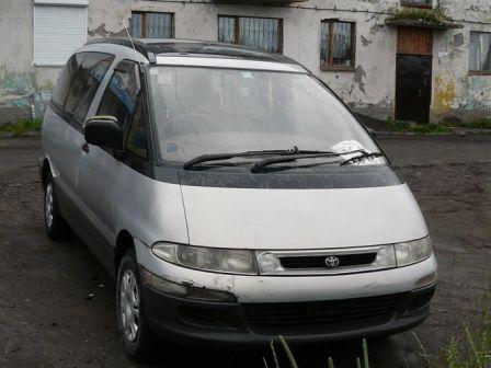 Toyota Estima Lucida 1992 - ����� ���������