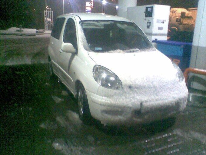 Toyota Funcargo.