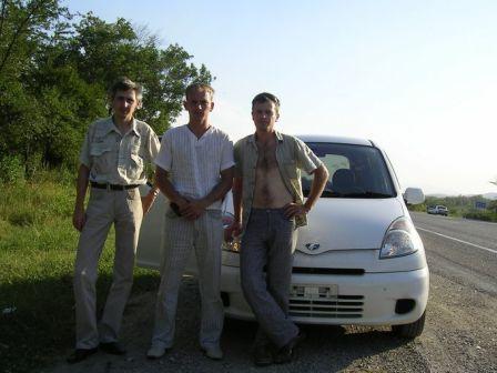 Toyota Funcargo 2002 - ����� ���������