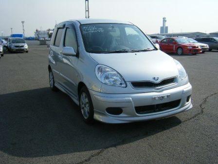 Toyota Funcargo 2005 - отзыв владельца