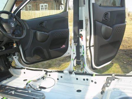 Toyota Funcargo 2003 - ����� ���������