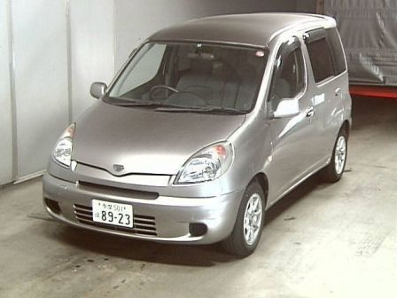 Toyota Funcargo 2001 - ����� ���������
