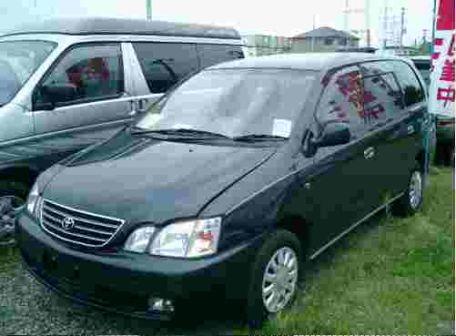 Toyota Gaia 2000 - ����� ���������