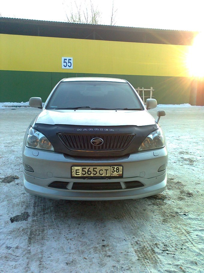 Toyota Harrier.