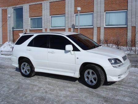 Toyota Harrier 2000 - ����� ���������