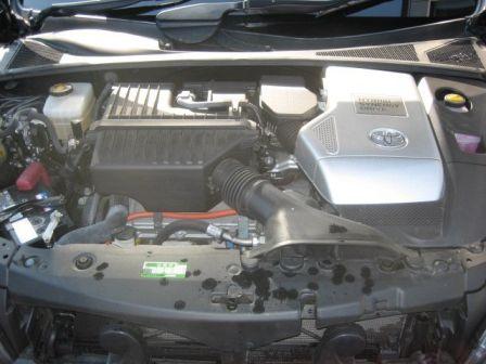 Toyota Harrier 2005 - отзыв владельца