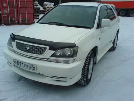 Toyota Harrier 1999 - ����� ���������
