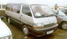 Toyota Hiace 1990 - отзыв владельца