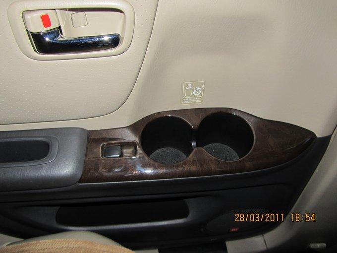 Toyota Highlander.