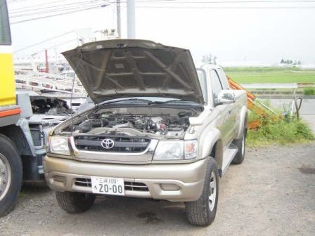 Toyota Hilux Pick Up 2002 - ����� ���������