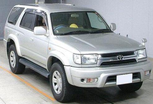 Toyota Hilux Surf 2000 - ����� ���������