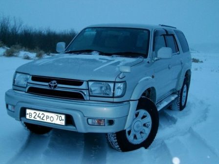 Toyota Hilux Surf 2000 - ����� ���������