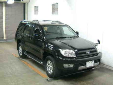 Toyota Hilux Surf 2003 - ����� ���������