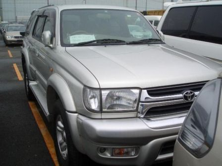 Toyota Hilux Surf 2001 - ����� ���������