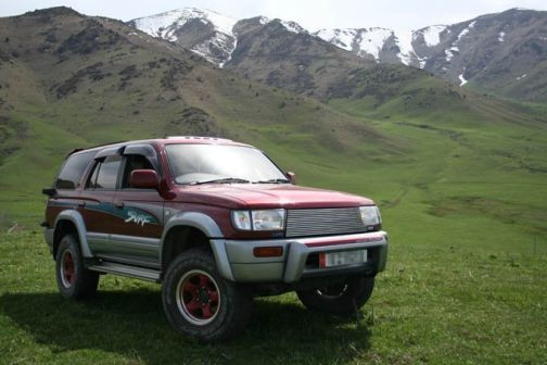 Toyota Hilux Surf 1997 - ����� ���������