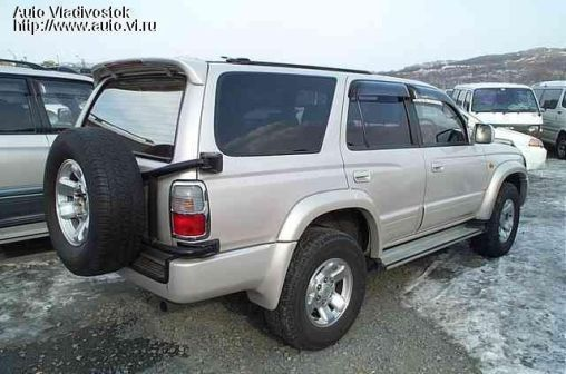 Toyota Hilux Surf 1996 - ����� ���������