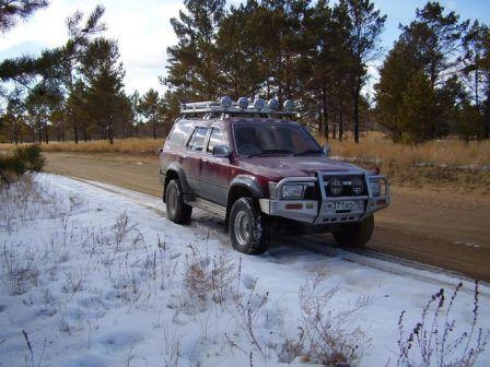 Toyota Hilux Surf 1993 - отзыв владельца