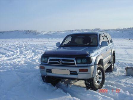 Toyota Hilux Surf 1996 - отзыв владельца