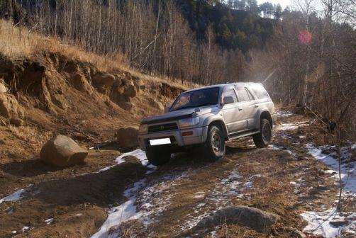 Toyota Hilux Surf 1998 - ����� ���������