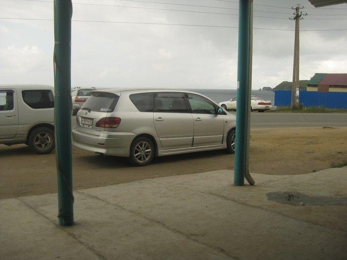 Toyota Ipsum.