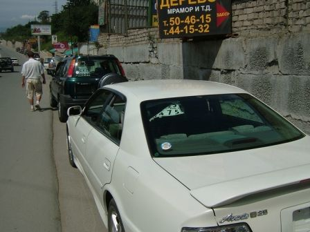 Toyota Ipsum 1999 - ����� ���������
