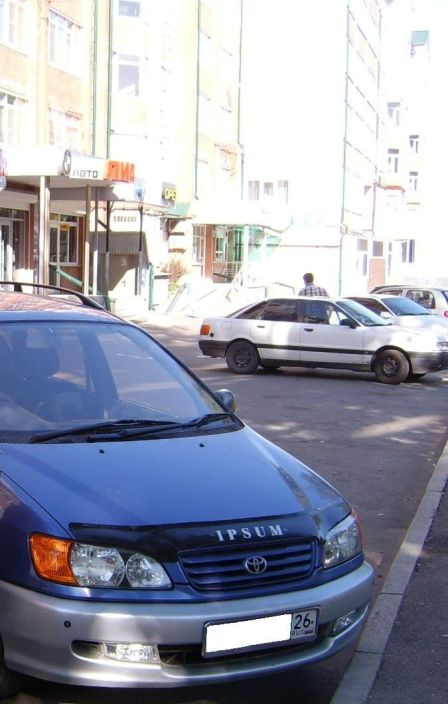 Toyota Ipsum 1996 - отзыв владельца