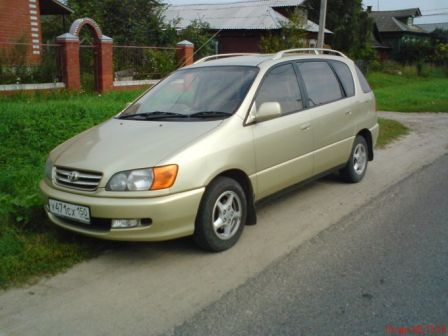 Toyota Ipsum 2000 - ����� ���������