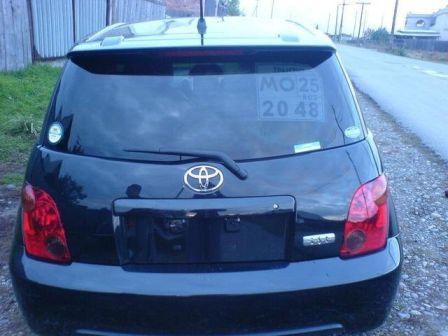 Toyota ist 2003 - ����� ���������