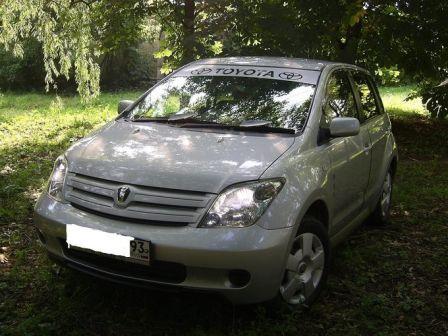 Toyota ist 2004 - ����� ���������