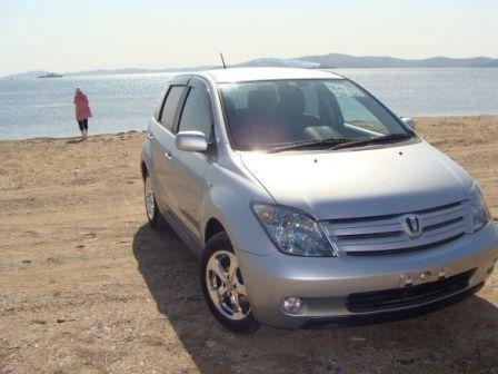 Toyota ist 2002 - ����� ���������