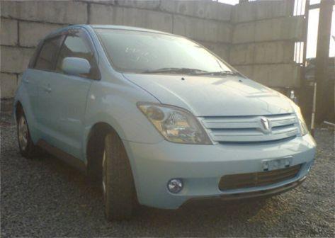 Toyota ist 2005 - отзыв владельца