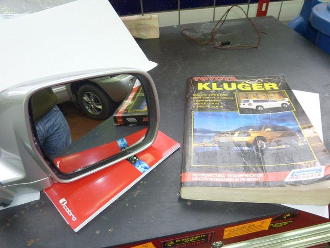 Toyota Kluger V.