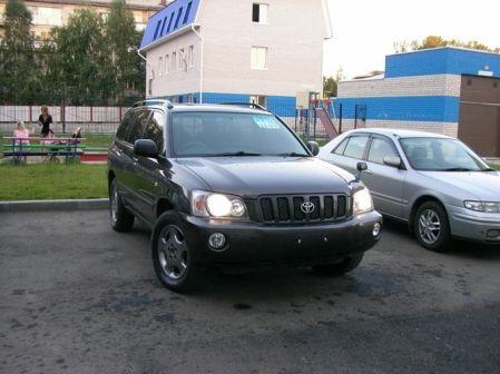 Toyota Kluger V 2003 - ����� ���������