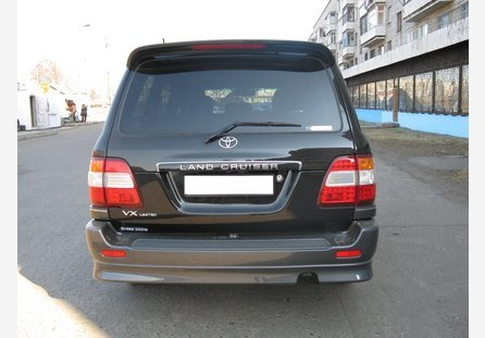 Toyota Land Cruiser 2007 ����� ���������