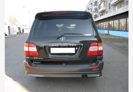 Toyota Land Cruiser 2007 ����� ���������