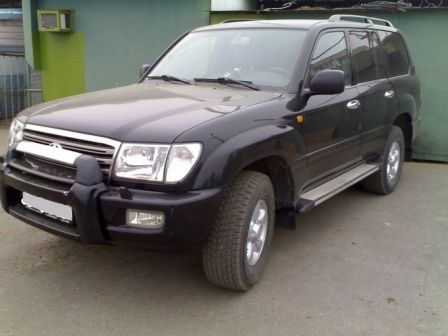 Toyota Land Cruiser 2004 - ����� ���������